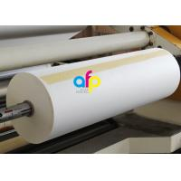 Quality 23 Micron Dry Thermal Matt Lamination Roll EVA Glue Coating Eco Friendly for sale