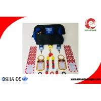 Buy ZC-Z0Safety Lockout Hand bag Polyester Fabrics Material LOCKOUT TAG OUT at wholesale prices