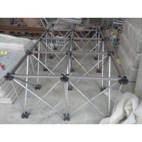 Quality Indoor Event Frame Portable  Aluminum Stage Platform Waterproof  Plywood Board for sale