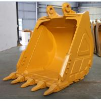 China Mini Digging Excavator Bucket / Construction Machinery Parts 12 Months Warranty on sale