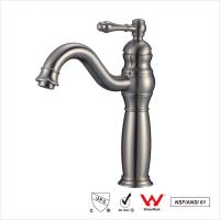 Quality Watermark Oil Rubbed Bronze Bathtub Faucet One Handle Lifting Type for sale