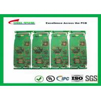 Quality Quick Turn Pcb Prototypes For Mobile Phone Circuit Board 8 Layer Surface Osp With Fr4 It180 1.2mm for sale