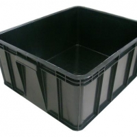 Quality SGS  Antistatic Cleanroom Corrugated Plastic ESD Tray for sale