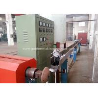Quality Automatic PVC Coating Machine High Speed For 1.6 - 4.0mm Wire Diameter for sale