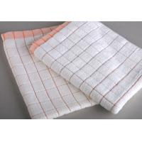 Quality Microfiber Checked Kitchen Towel for sale