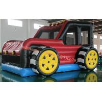 Quality monster truck bounce house tractor bounce house fire truck inflatable bounce house inflatable halloween bounce house for sale
