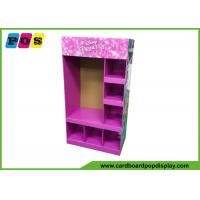 Quality Retail Cardboard Display Stands 350gsm Coated Paper For Kids Costumes Promotion FL200 for sale