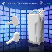 Quality Wholesale permananent 810 diode laser hair removal machines for professional use for sale