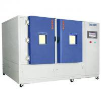 Quality Energy Saving Two Zone Thermal Shock Chamber / Stability Testing Machine for sale