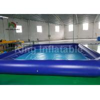 Quality Exciting Outdoor Family Inflatable Swimming Pools For Kids Water Game for sale