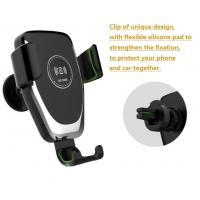 Quality Black Cute  Cup Holder Phone Mount Fashionable Design Stable Performance for sale