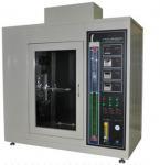Quality IEC60695-11-3 / UL94 Horizontal Vertical Flammability Testing Equipment 128 Kg For Plastics for sale