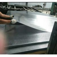 Buy cheap Galvanized Steel Perforated Metal Sheet from wholesalers