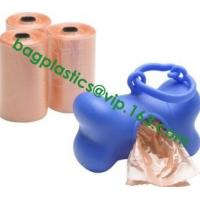 Buy cheap doggy bag, dog waste bags, dog poop,Bin Liner, Bottle Bags, HDPE Boutique Bags, from wholesalers
