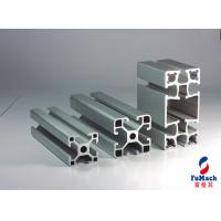 Quality 6063 Silver Extrusion Aluminum  Profiles of Assembly Line Used Car Trains Machinery for sale