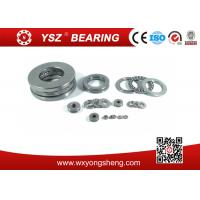 Quality 51100 Ball Type Stainless Steel Thrust Bearing For Railway Transmission System for sale
