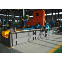 Quality Carbon Steel ERW Pipe Mill / Tube Mill Line For 21 - 63mm Pipe Diameter for sale