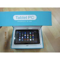 Quality Hot Selling 7 inch Tablet Android Softwares Phone ePad with Built in 3G and GPS for sale