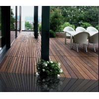 Quality Carbonized oak outdoor Decking for sale
