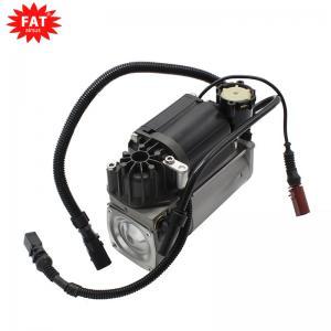 Quality OEM Air Ride Suspension Compressor For Audi A8 D3 4E Suspension Parts Shock Pump 2002 - 2011 for sale