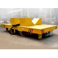 Quality Large capacity electric power pull paper roller handler on steel tracks for sale