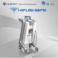 Quality best selling products hifu high intensity focused ultrasound slimming machine for sale