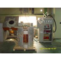 Quality Silicon Cabide Control Metal Melting Furnace For 200KG Iron,Steel,Brass,Aluminum,Silver for sale