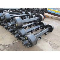 Quality Square Beam Semi Trailer Axles 13T 1840 / 2050 / 2180 / 2400 / 2620 Long Life for sale