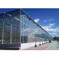 Quality Commercial PC Sheet Greenhouse For Vegetables Seeds Vertical Farming for sale