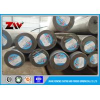 Buy cheap Industrial Mining and cement plant Grinding Rods 45# 60mn B2 B3  HRC 50 to 65 from wholesalers
