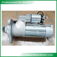 Quality DAF truck XF105 engine starter 0986022260 / 0001261044 for sale
