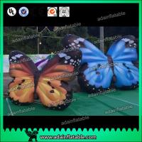 Quality 4M Cusomized Beautiful Inflatable Butterfly For Outdoor Events for sale