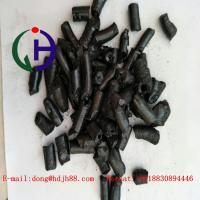 Quality Softening Point 110 -115 centigrate degree coal tar pitch granule supplied from Jing Hao Chemical Co., ltd for sale