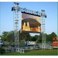 Buy Customized Aluminum Bolt  Truss Lighting Truss Stands For Truss LED Screen at wholesale prices