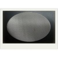 Quality Round SS Sintered Wire Mesh Filter With Round Filter Disc 2-2300 Mesh / Inch for sale