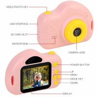 Buy High Definition Child Friendly Digital Camera Multiple Photo Frame HD 720P at wholesale prices