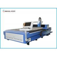 Quality CNC Automatic Metal Fiber Laser Cutting Machine Price For Stainless Steel for sale