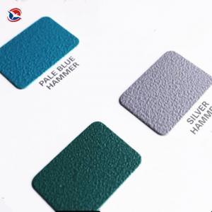 Buy Thermosetting Electrostatic Spray Metallic Decorative Powder Coating at wholesale prices