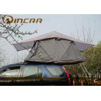 Quality 4X4 Auto Roof Breathable Hard Shell Roof Top Tent Car Roof Mounted Tent for sale