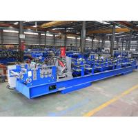 China Light Gauge Steel Frame CZ Purlin Roll Forming Machine Cee Zee Roof Purlin Roll Former on sale