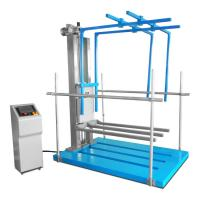 Quality Accurate Package Drop Testing Equipment , Carton Drop Fall  Impact Testing Machine With Ista Astm for sale