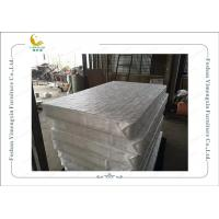 Quality Six Mattress Roll Up Individual Pocketed Spring 100% Plastic Filiform Fabric for sale