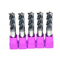 China Custom CNC End Mill BIts For Stainless Steel Drill Press 10mm 20mm 30mm 40mm on sale