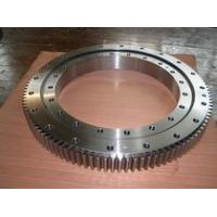 Quality Solar tracter and special slewing ring bearing (836x1164x182mm), slew drive bearings for sale