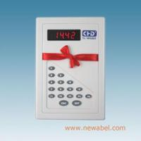 Quality Time Attendance Recorder - With Mifare Card (CHD689ME-E) for sale