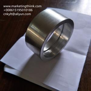 China CNC Lathe turned aluminum ring on sale