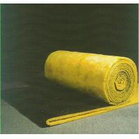 Quality Sound Absorption Glass Wool Blanket / Felt Roll Faced With Black Glass Tissue for sale