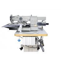 Buy cheap 2500rpm Industrial Leather Sewing Machine With Working Table 0.1 - 12.7mm Stitch from wholesalers