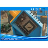 Quality Blue Color Cold Roll Forming Machine C Shape Customized Design Max 3 Ton for sale