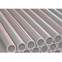 Quality PN25 Industrial Plastic PPR Pipe Color Customization For Rainwater Utilization Systems for sale